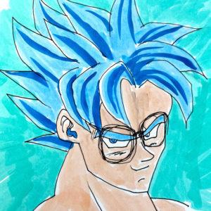 スーパーサイヤ人ブルー